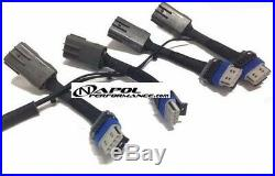 Ignition Coils Mazda 10mm Wires Rx-8 Rx8 Adapter Wiring Harness Performance Coil