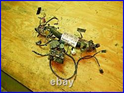 Jeep Wrangler YJ 87-90 Dash Wire Harness Wiring Loom with Rear Wiper and Defrost