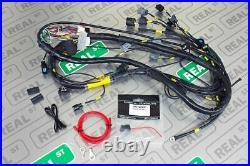 K-Tuned K-Series Tucked Engine Harness with Integrated Power Wire RSX Type S 02-04