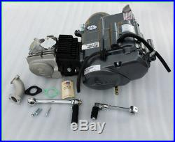 LIFAN 125cc Engine motor full Wiring harness Carby Exhaust Pit Dirt Bike CRF70