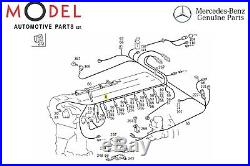 Engine Wiring Harness 1993 Mercedes 300Ce from wirewiringharness.com