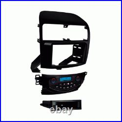 Metra 99-7809B Car Stereo ISO & Double Din Radio Install Dash Kit & Wire for TSX