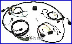 Mustang Head Light Wiring Harness With Tach 1969 Alloy Metal Products