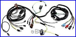 Mustang Head Light Wiring Harness With Tach GT 1967 Alloy Metal Products