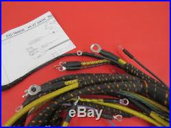 NEW 1946 1947 Ford V8 pickup original type dash wiring harness 51C-14401-A