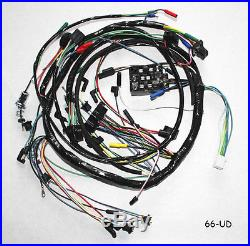 NEW! 1966 Ford Mustang Under Dash Complete Wire Harness Made in the USA