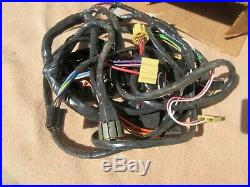 NOS GMC TRUCK Underdash Wiring Harness Assembly GM Part# 2974608