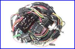New 1963 Falcon Complete Under Dash Wiring Harness with Fuse Box for 2 Speed Wiper