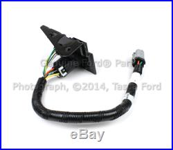 New Oem 4 Pin & 7 Pin Trailer Tow Wire Wiring Harness Kit 2002-04 Ford F250 F350