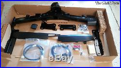 New Oem Toyota Gas & Hybrid Highlander Tow Hitch Reciver & Towing Wire Harness