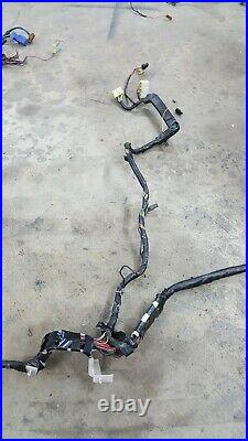 OEM Nissan S13 240sx Main Body Chassis Wiring Harness hatchback 89-94 C20