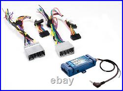 PAC RP4-CH11 Aftermarket Radio Replacement Interface, Car Stereo Wires & SWI