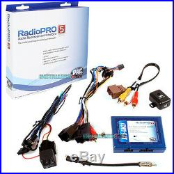 PAC RP5-GM31 Radio Replacement Wiring Interface for GM, OnStar & SWC Retention