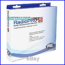 PAC RP5-GM41 Radio Replacement Wiring Interface for GM, OnStar & SWC Retention