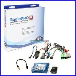 PAC RP5-GM51 Radio Replacement Wiring Interface for GM, OnStar & SWC Retention