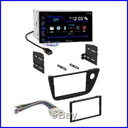 Pioneer Car Radio Stereo 2 Din Dash Kit Wiring Harness for 2002-2006 Acura RSX