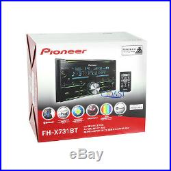 Pioneer Car Radio Stereo Dash Kit Wire Harness for 2007-14 Chrysler Dodge Jeep