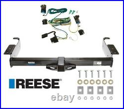 Reese Trailer Tow Hitch For 03-20 Chevy Express GMC Savana Van with Wiring Harness