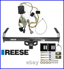 Reese Trailer Tow Hitch For 98-04 Nissan Frontier with Wiring Harness Kit