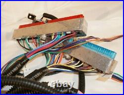 Standalone Wiring Harness For Drive-by-cable Ls1 With T56 Manual Transmission