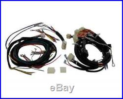 Stock OEM Softail Builders Wiring Harness Color Code Harley Softails 1991-95 USA