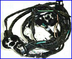 Tail Light Wiring Harness 70-73 Camaro MADE IN USA trunk lamp rear wire loom