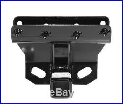 Trailer Tow Hitch For 06-10 Jeep Commander with Wiring Harness Kit