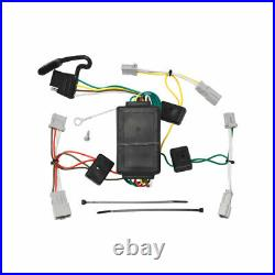 Trailer Tow Hitch For 09-14 Acura TSX 08-12 Honda Accord with Wiring Harness Kit