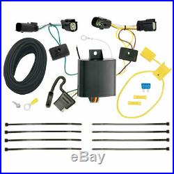 Trailer Tow Hitch For 15-20 Ford Transit 150 250 350 with Wiring Harness Kit T-One