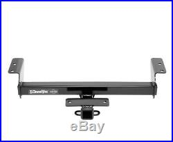 Trailer Tow Hitch For 16-19 Toyota Tacoma All Styles with Wiring Harness Kit