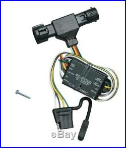 Trailer Tow Hitch For 93-99 Ford Ranger 94-09 Mazda B-Series with Wiring Harness