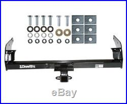 Trailer Tow Hitch For 95-04 Toyota Tacoma with Wiring Harness Kit - Plug & Play