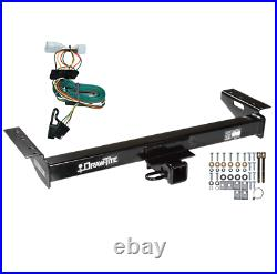 Trailer Tow Hitch For 97-01 Jeep Cherokee with Wiring Harness Kit
