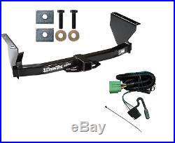 Trailer Tow Hitch For 99-04 Jeep Grand Cherokee with Wiring Harness Kit