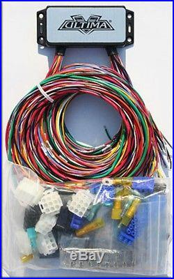 Ultima Complete Wiring System Harness Harley Motorcycle Custom Chopper Softail