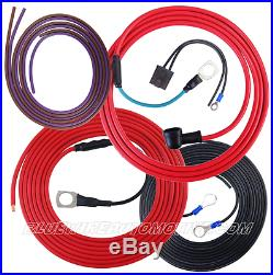 Universal 12-circuit Wiring Harness Hot Rod Wire Holden Chev Ford Falcon Willys