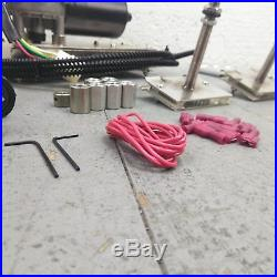 Vintage Car / Truck Wiper Kit w Wiring Harness upgrade washer ez wire cable