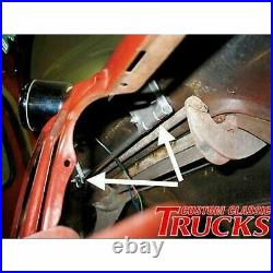 Windshield Wiper Kit + Wiring Harness, Cable Drive for Early Plymouth Hot Rod 12
