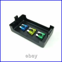 Wire Harness Fuse Block Upgrade Kit for 63-75 Olds Stranded Insulation HMPE Jake