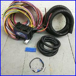 Wire Harness Fuse Block Upgrade Kit for 67-79 Ford Truck Stranded Insulation
