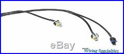 Wiring Specialties Engine Tranny Combo Harness PRO GM LS1 into FD3S 93-96 RX7