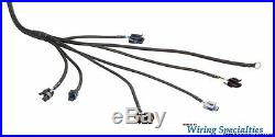 Wiring Specialties Engine Tranny Harness LS1 into BMW E30 Pro Series