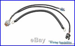 Wiring Specialties Pro Engine Tranny Harness for S13 SR20 SR20DET to S13 240SX