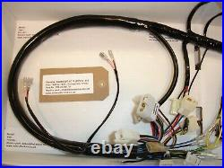 Yamaha RD350LC (YPVS, 31K only) (Replica Wire Harness)