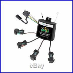 Zero Contact Modulite Trailer Wiring Harness Kit for BMW NO CUTTING OR SPLICING